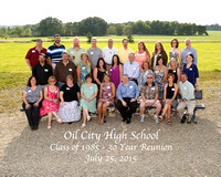 Oil City Class of 1985